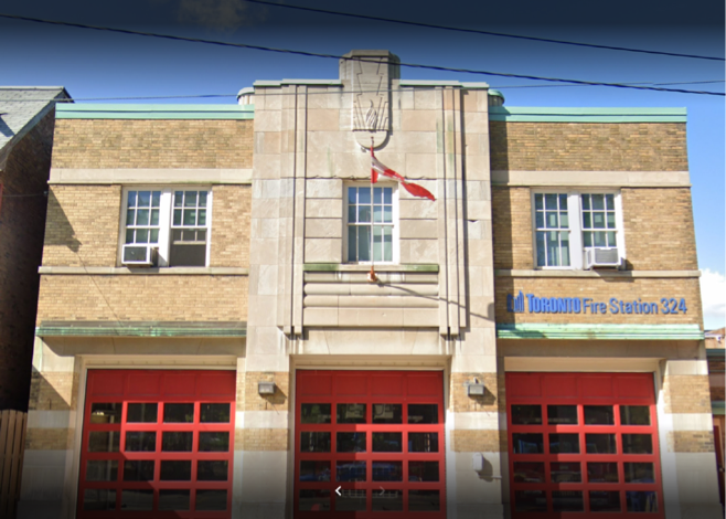 image of Toronto Fire Station #324