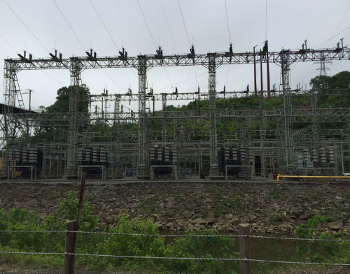 Traction Power Substation