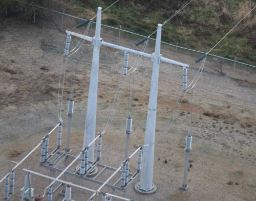 230kV Aerial Connections